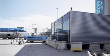 HIT rooms KLM schiphol